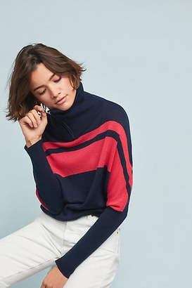 27 Miles Jadine Half-Zip Pullover