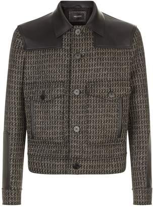 Neil Barrett Tweed Jacket