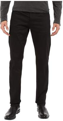 The Unbranded Brand Skinny in Black Selvedge Chino Men's Jeans