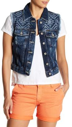 Big Star Ryder Denim Vest