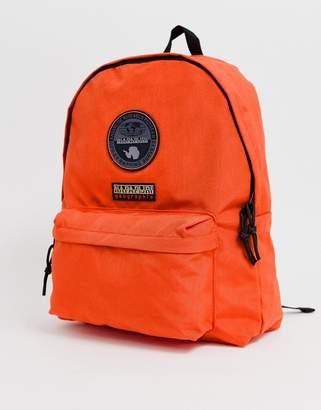 Napapijri Voyage backpack in orange