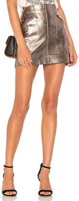 Blank NYC BLANKNYC Mini Skirt