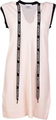 Dondup Neck Tied Dress