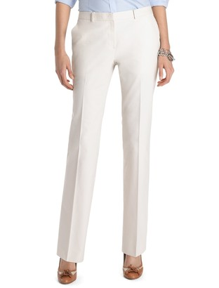 Brooks Brothers Plain-Front Non-Iron Chinos