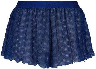 Missoni Metallic Shorts