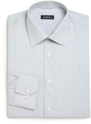 Saks Fifth Avenue Collection Men's Regular-Fit Bengal Stripe Dress Shirt