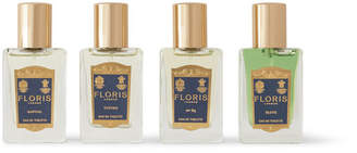 Floris London - Fragrance Travel Collection For Him, 4 x 14ml
