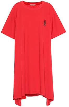 Marni Cotton T-shirt dress