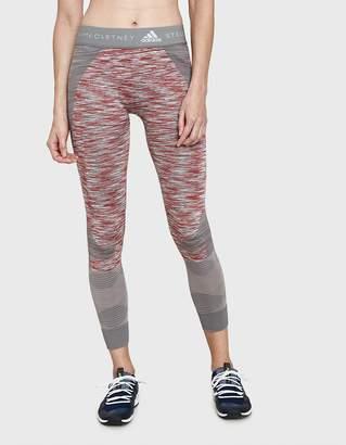 adidas by Stella McCartney Seamless Yoga Tight in Space Dye