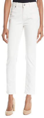 Loro Piana Mathias Slim-Leg Ankle Jeans
