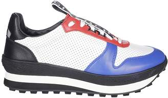 Givenchy Tr3 Runner Platform Sneakers