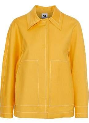 M Missoni Cotton-Blend Jacket