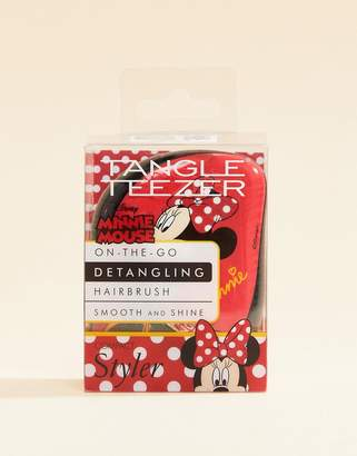 Tangle Teezer Compact Styler Hairbrush Disney Minnie Mouse