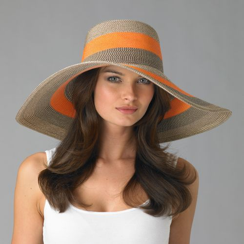 Eric Javits Packable Hat