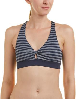 Splendid Twist Stripe Bra