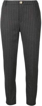 Liu Jo pinstripe cropped trousers