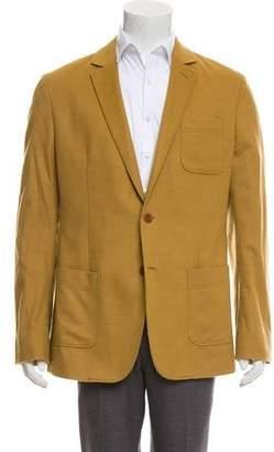 Dolce & Gabbana Felted Wool Blazer