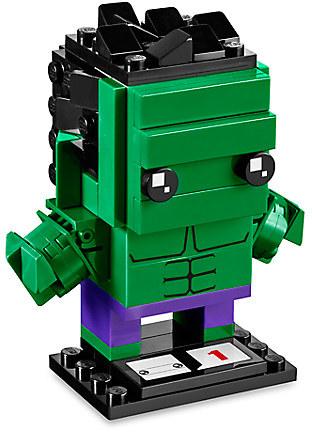 Hulk BrickHeadz Figure by LEGO