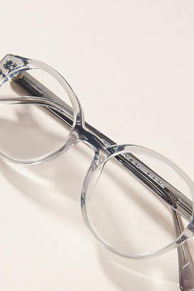 Anthropologie Hannah Rounded Reading Glasses