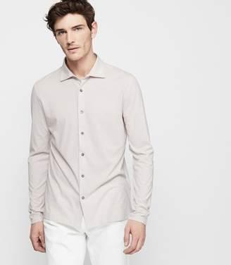Reiss Oliver Jersey Shirt