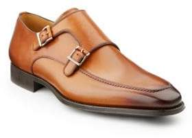 Double Monk Dress Shoes - Available in Extended Sizes