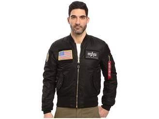 Alpha Industries MA-1 Flex Slim Flight Jacket
