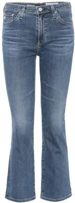 AG Jeans Jodi crop flared jeans