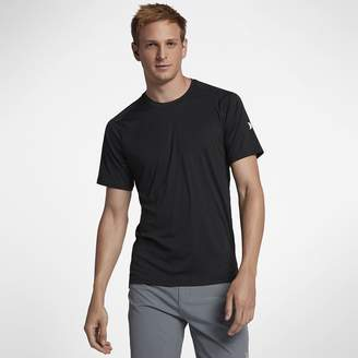 Hurley Icon Quick Dry Men's Short Sleeve Surf Shirt