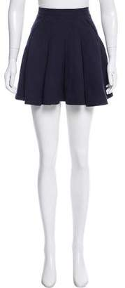 Boy By Band Of Outsiders Pleated Mini Skirt