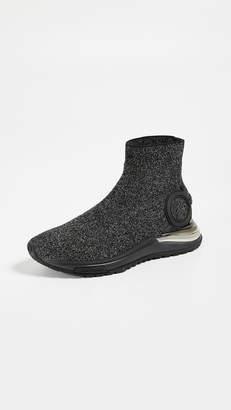 Salvatore Ferragamo Gardena Jogger Sneakers