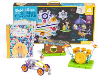 Goldieblox GoldieBlox and the Builder's Survival Kit