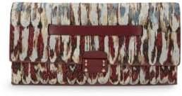 Valentino Textured Clutch