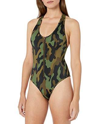 Smart & Sexy Smart+Sexy Women's French Cut One Piece Swimsuit