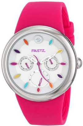 Philip Stein Teslar Fruitz by Unisex F43S-TF-HP Analog Display Japanese Quartz Pink Watch