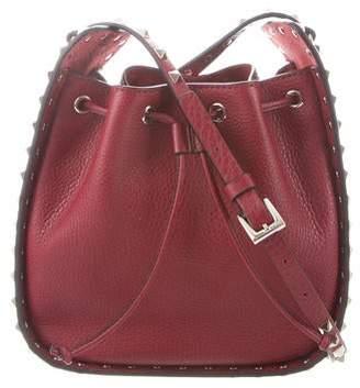 Valentino Rockstud Bucket Bag