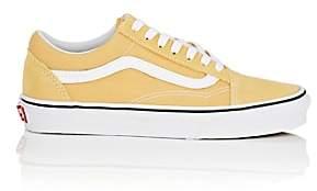 Vans Women's Old Skool Suede & Canvas Sneakers-Yellow