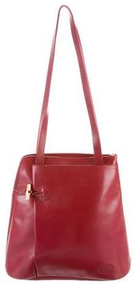 Longchamp Roseau Leather Bag