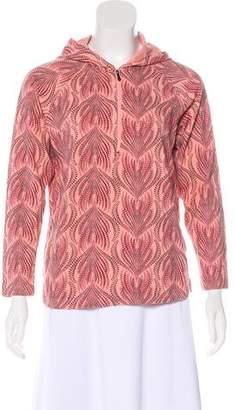 Patagonia Hooded Printed Sweatshirt