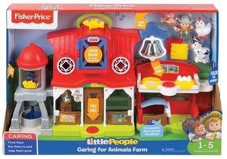 Fisher-Price Girls Little People Caring For Animals Farm