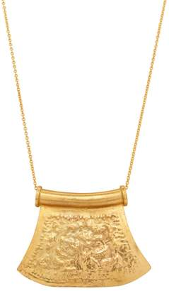 Carousel Jewels - Antique Style Intricate Gold Pendant