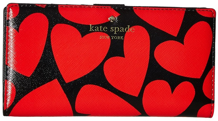 Kate Spade Kate Spade New York - Be Mine Stacy Wallet