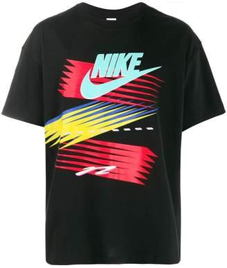 Nike x Atmos printed T-shirt