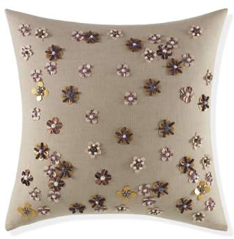Scatter Blossom Accent Pillow