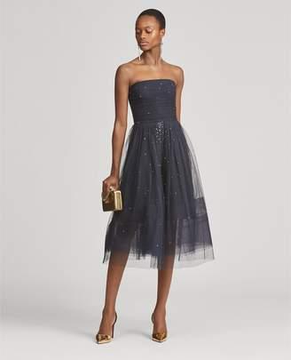 Ralph Lauren Carren Beaded Dress