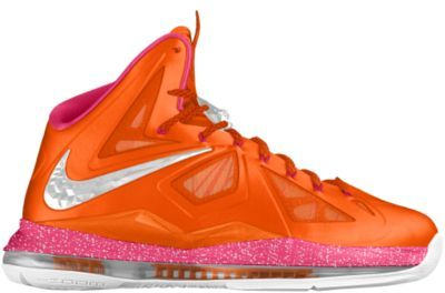 Nike LeBron X+ Sport Pack iD Custom Women's Basketball Shoes