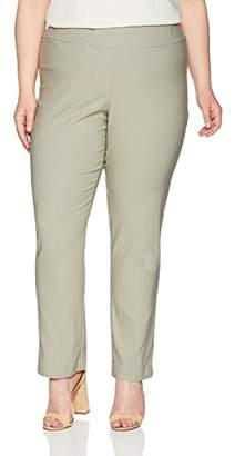 Nic+Zoe Women's Size Plus WONDERSTRETCH Pant