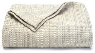 Tommy Bahama Home Bamboo Woven Cotton Blanket