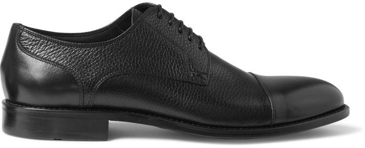 Hugo BossHugo Boss Stockholm Leather Derby Shoes
