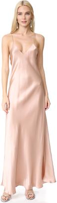 Alix Allen Slip Dress $495 thestylecure.com