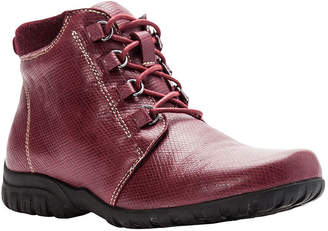 Propet Womens Delaney Lace Up Boots